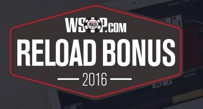 55% rakeback in August on WSOP.com