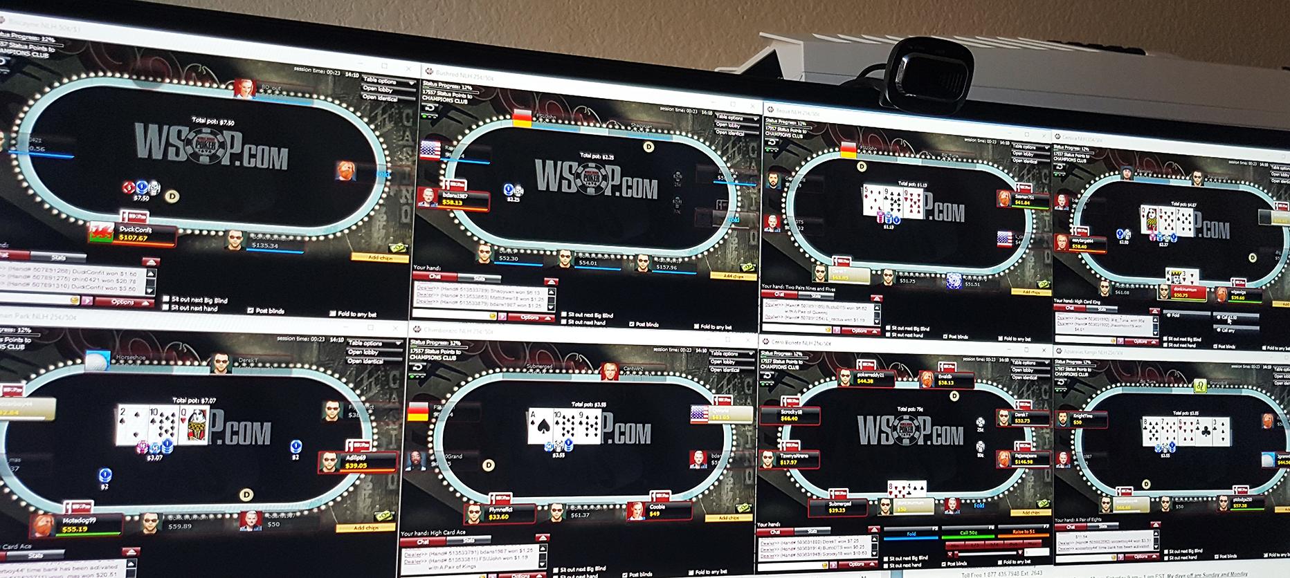 Shutdown Poker